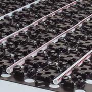 Uponor Minitec панель самоклеющаяся для труб 9,9x1,1мм, размер панели 1100x700x12мм, артикул 1005261