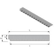 Uponor Tecto фольга для компенсационного элемента 1,45м, 200мм, артикул 1005481