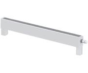 Напольный конвектор Varmann MiniKon Стандарт KFV 85.130.1000, напольный монтаж на готовый пол со встроенным термоклапаном