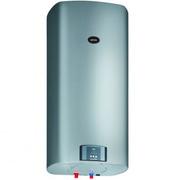Накопительный электрический водонагреватель Gorenje OGB100SEDDSB6 с закрытым ТЭНом кожух металл, вертикальный монтаж, серебристый цвет, арт. 329031