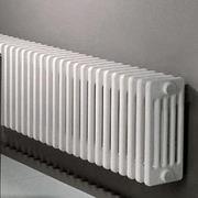 Стальной трубчатый радиатор Zehnder Charleston, модель 5035 (1 секция)